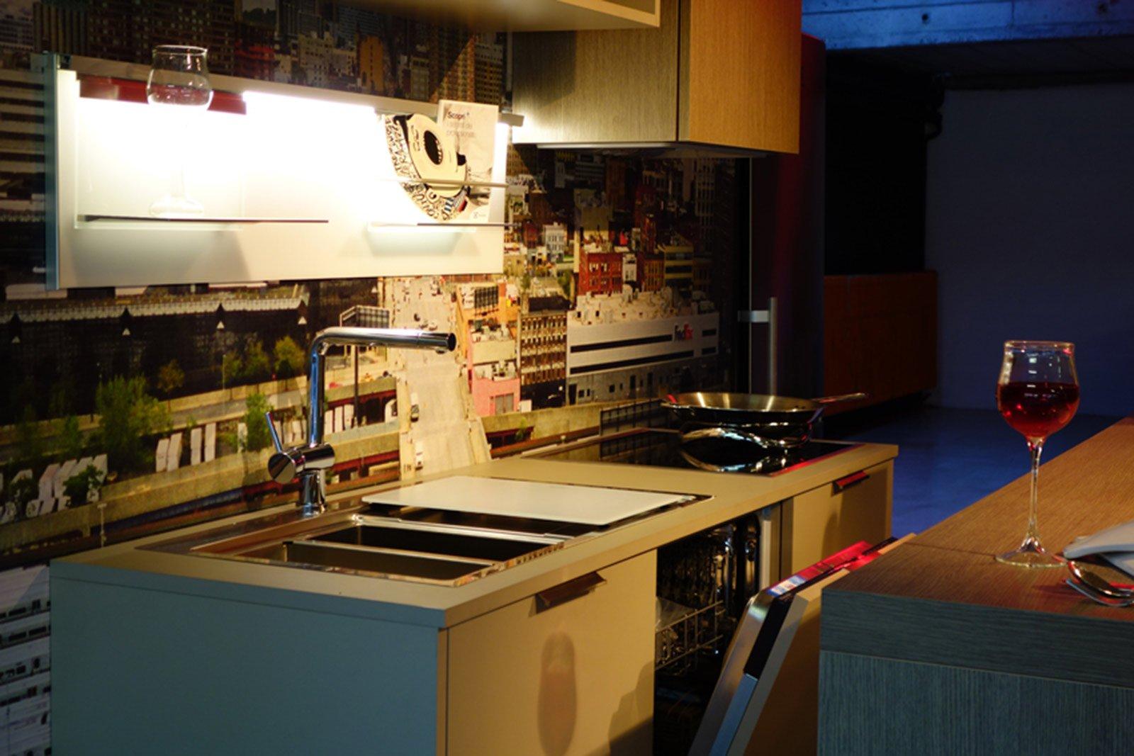 Funzionalit in cucina con le attrezzature giuste cose di casa - Cucina scic prezzi ...