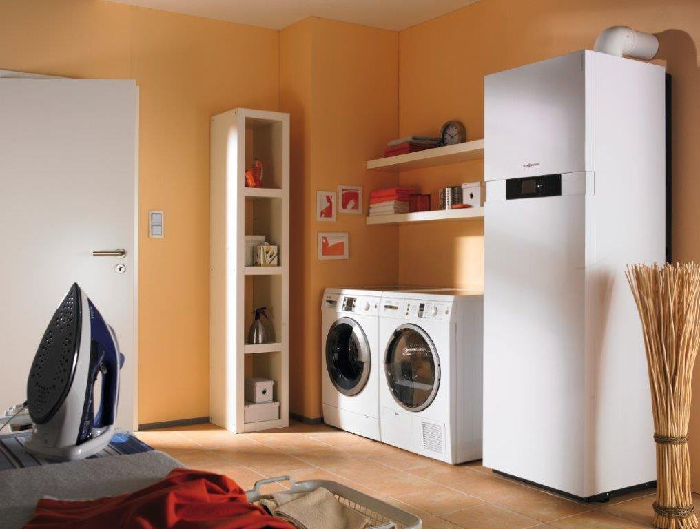 Cambiare la caldaia cose di casa for Caldaia a condensazione viessmann vitodens 100