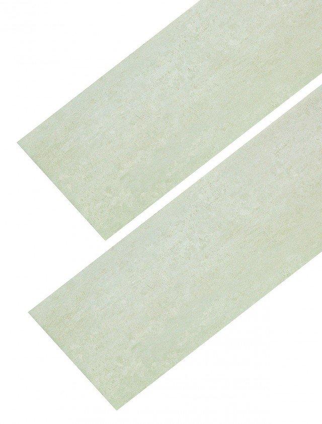 on effetto simile al cemento, le piastrelle in gres porcellanato esistono in sei colori e tre formati; prezzo da rivenditore. Concept di Ragno ] www.ragno.it