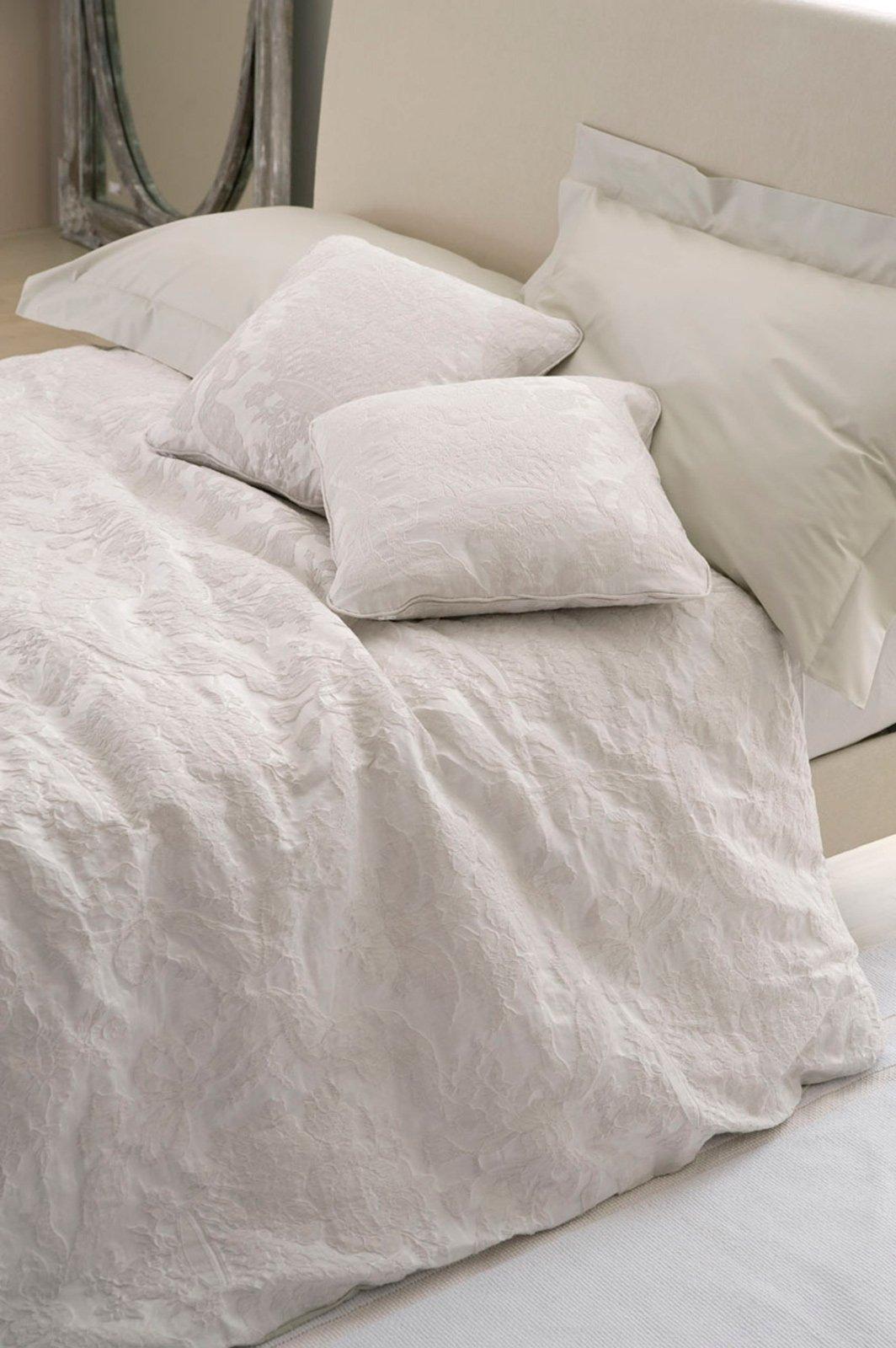 Biancheria per il letto cose di casa - Copriletto lino ...