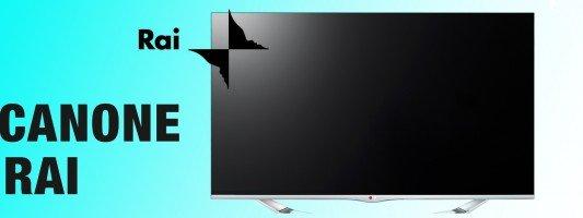 Canone rai 2016 scadenze e pagamento abbonamento tv for Abbonamento rai