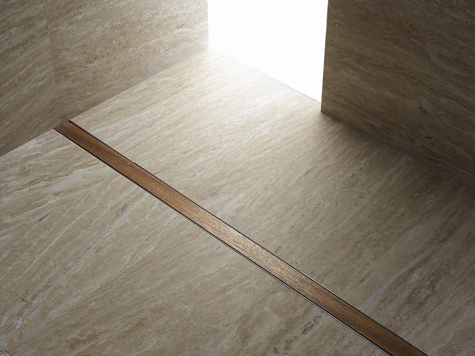 Bagno con pianta del progetto e costi dei lavori prima soluzione cose di casa - Doccia a filo pavimento ...