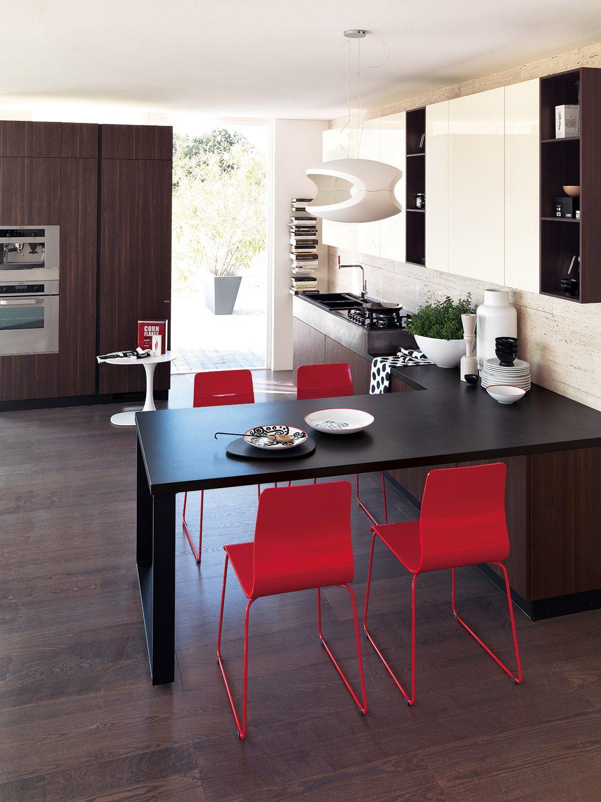 Cucine con penisola le novit cose di casa - Cucine 3 metri scavolini ...