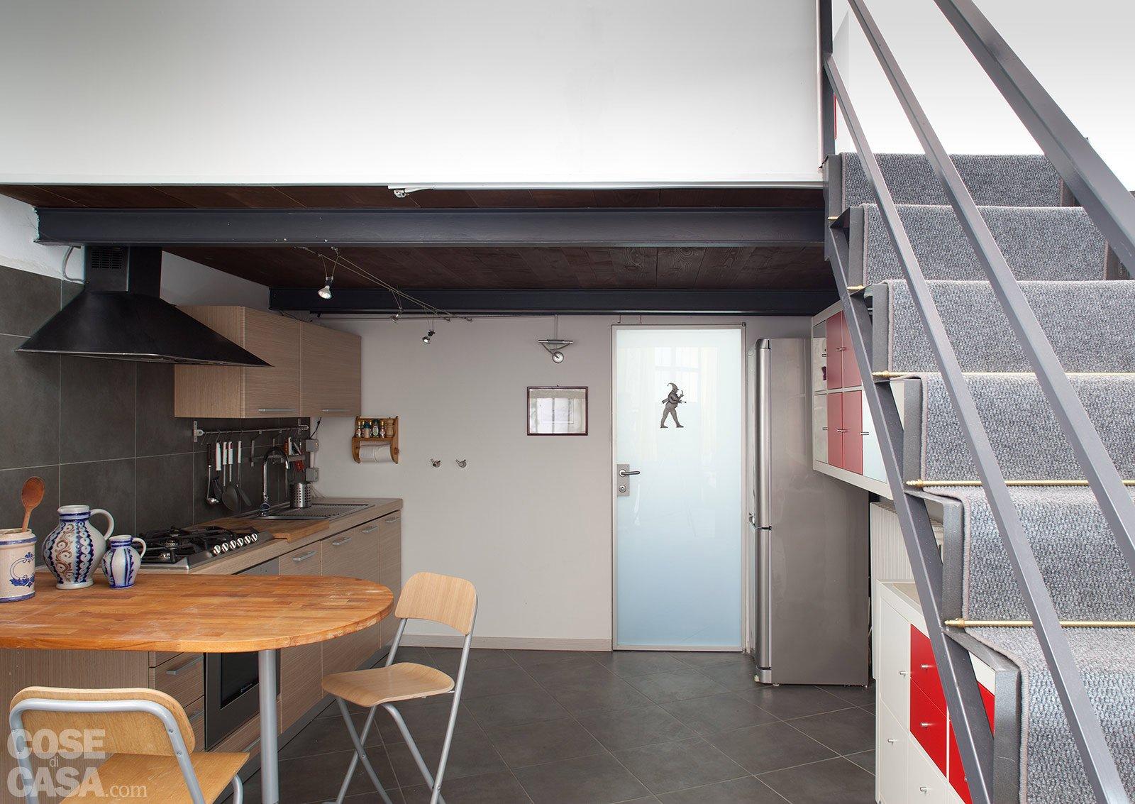 Loft una casa rinnovata con tante idee cose di casa - Chiudere una finestra di casa ...