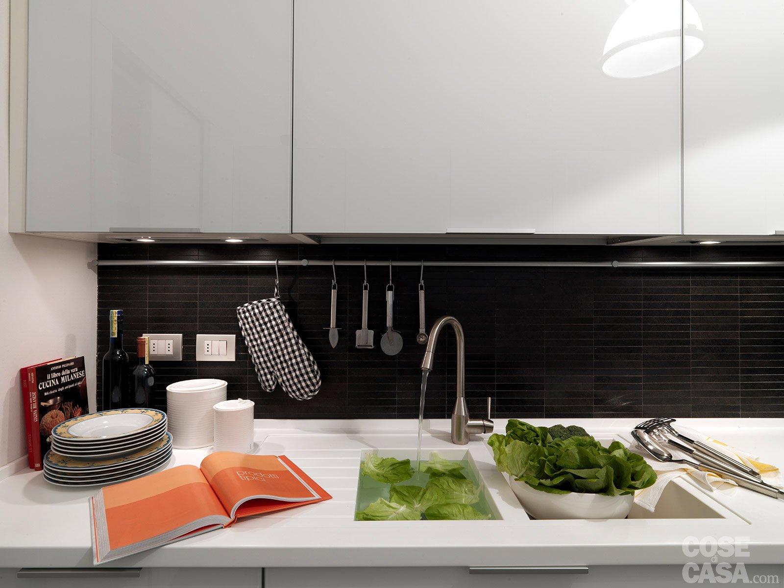 Casa federica pecchio cucina lavabo cose di casa - Lavabo cucina moderno ...