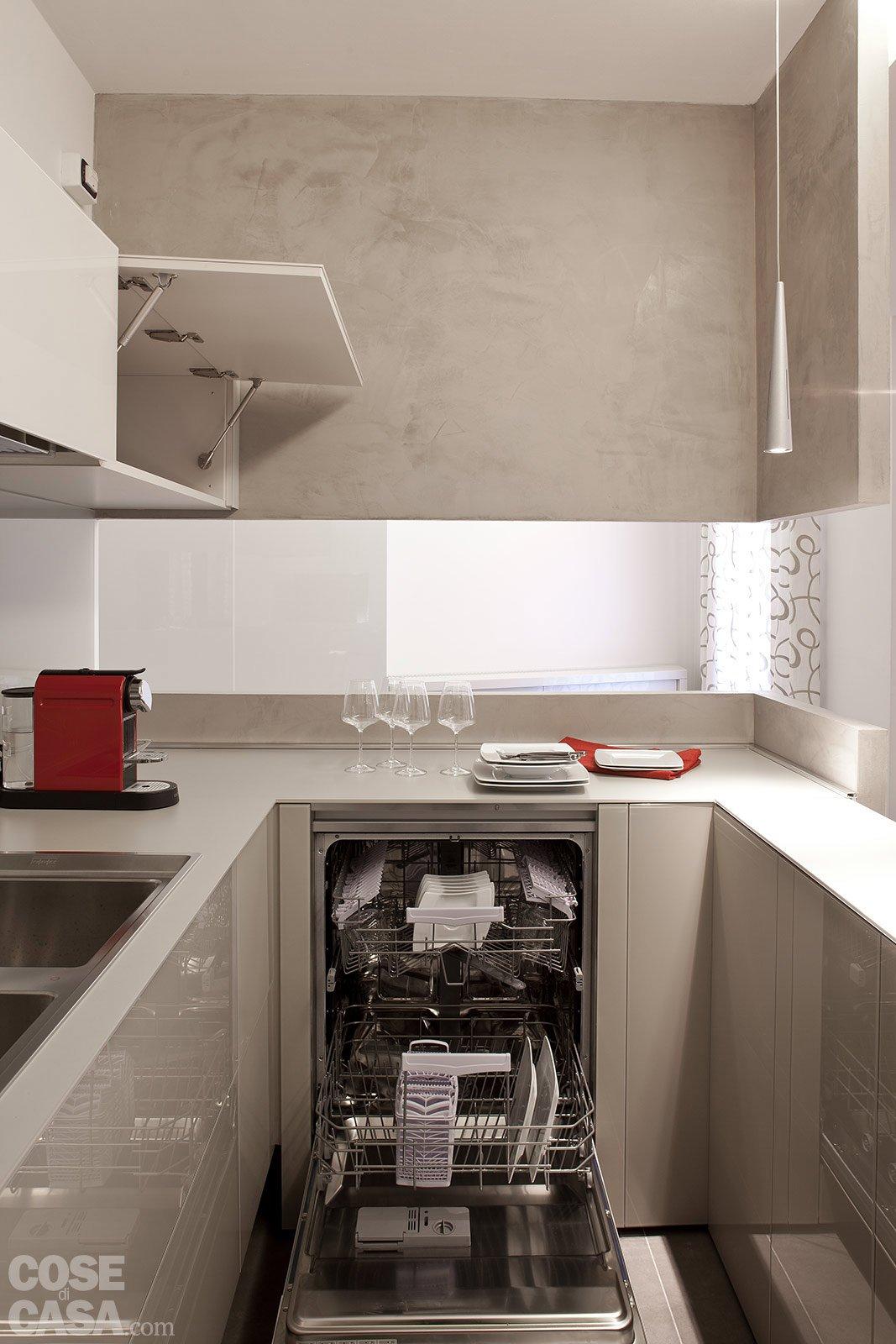 Progetto Appartamento 85 Mq 85 mq: una casa per una famiglia giovane - cose di casa