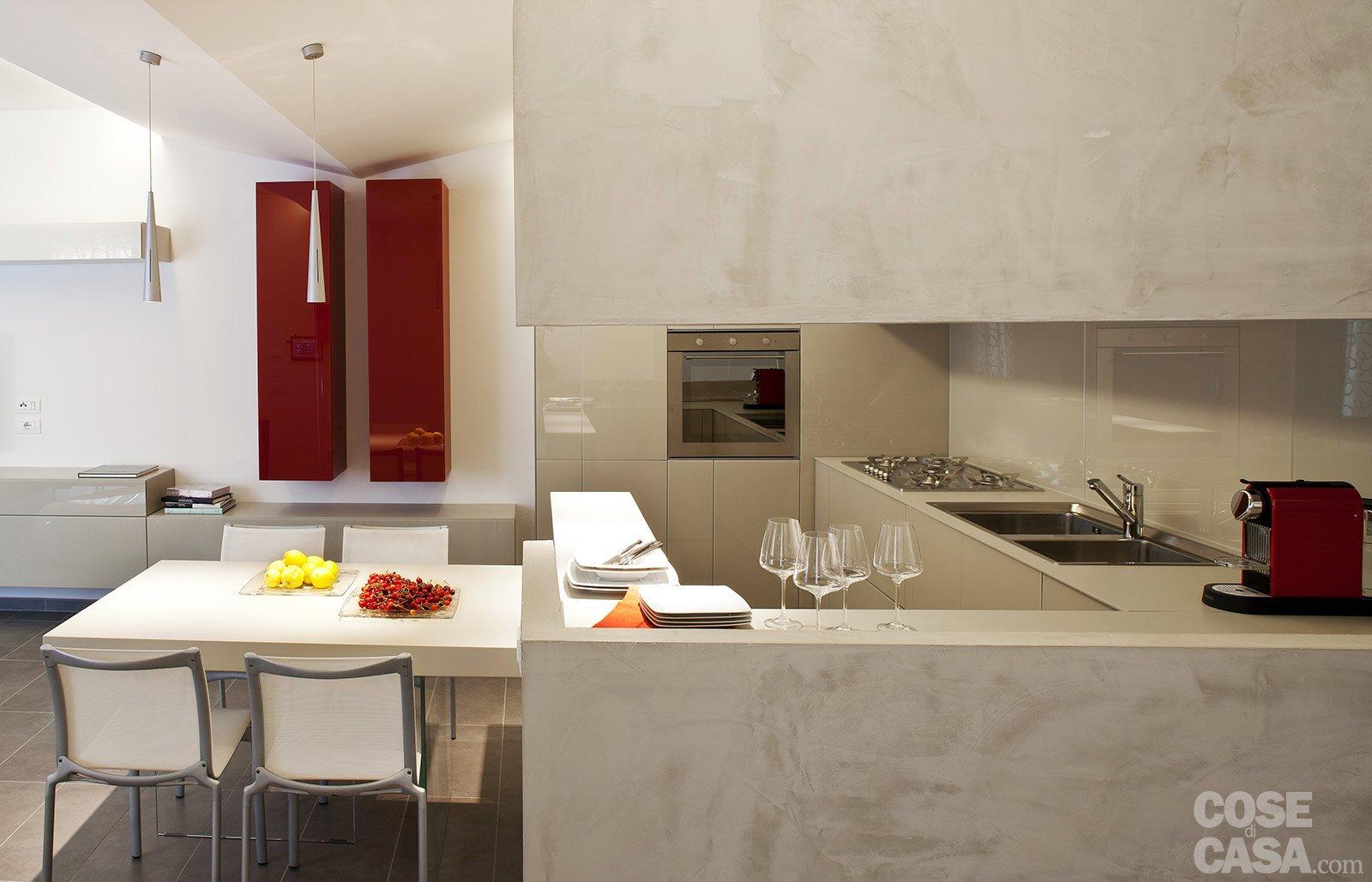 85 mq: una casa per una famiglia giovane - cose di casa - Cose Di Casa Cucine