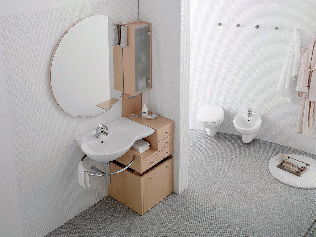 Sanitari vaso e bidet low cost cose di casa - Sanitari bagno dolomite ...