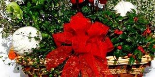 Regalo fai-da-te: la cesta fiorita