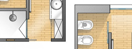 Bagno accessori arredamento e mobili cose di casa - Progetto accessori bagno ...