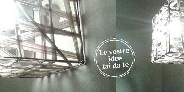 Una lampada al cubo cose di casa - Bagno di vapore lezaeta fai da te ...