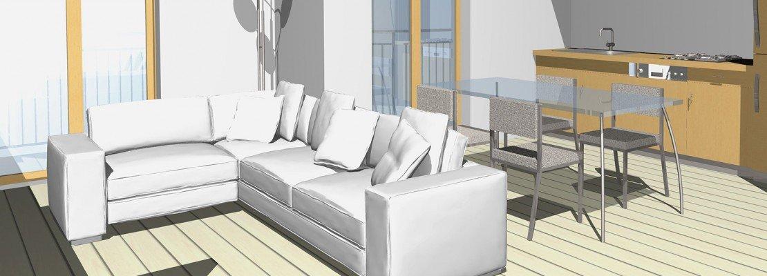 Soggiorno Disposizione Mobili: Disposizione mobili soggiorno una ...