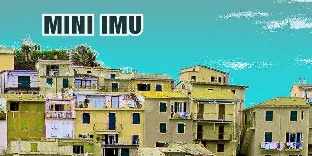 Mini imu prima casa slitta al 24 gennaio 2014 cose di casa for Imu per prima casa
