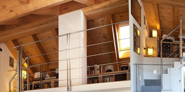 Recuperare il sottotetto alzando la copertura cose di casa for Cose di casa progetti