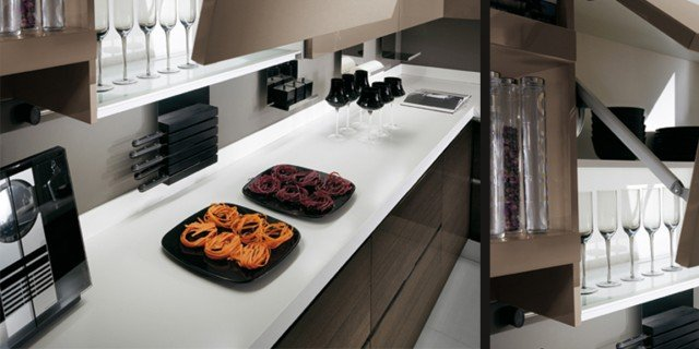 Funzionalità in cucina con le attrezzature giuste