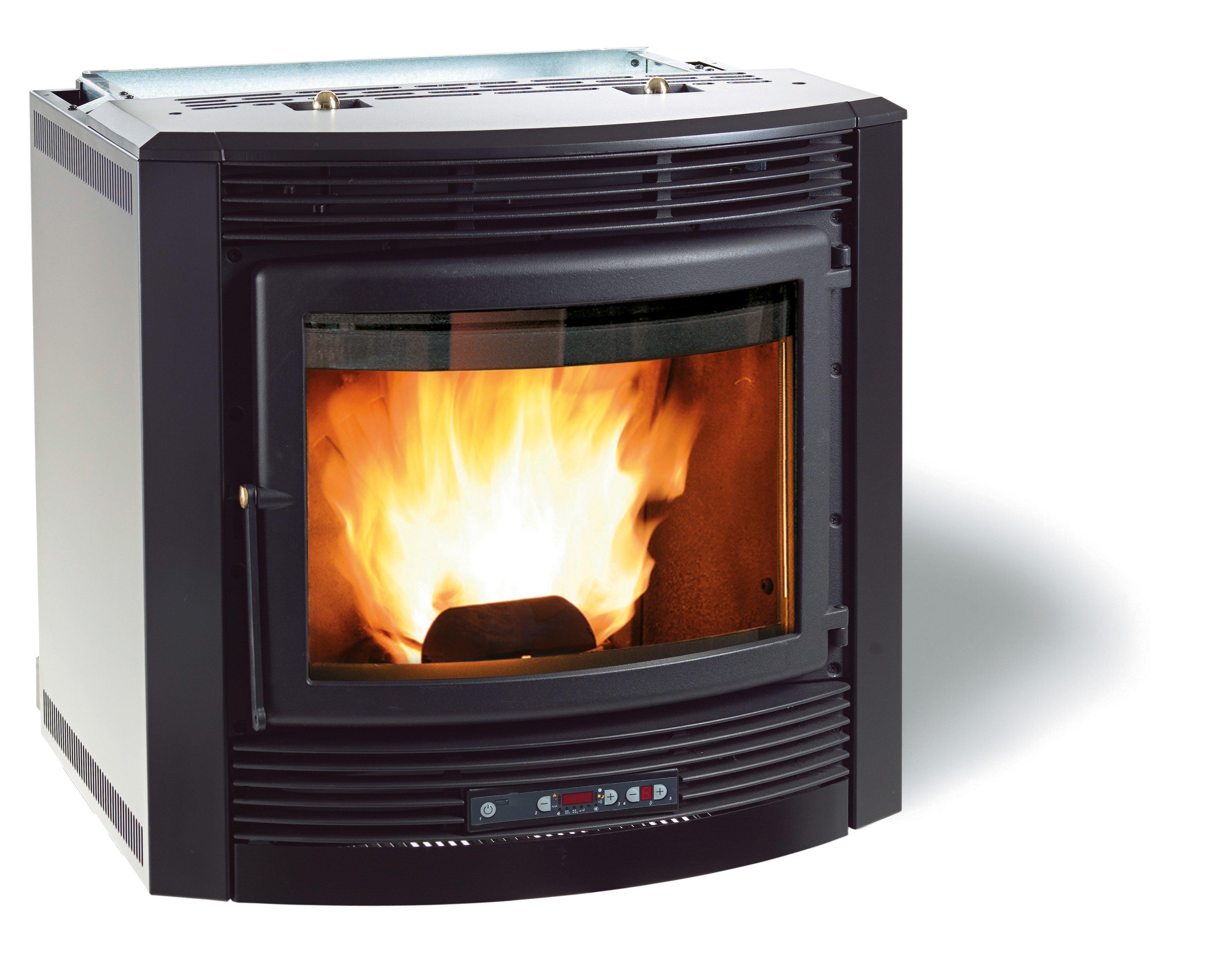 Termocamini per riscaldare cose di casa - Stufa a pellet per termosifoni ...