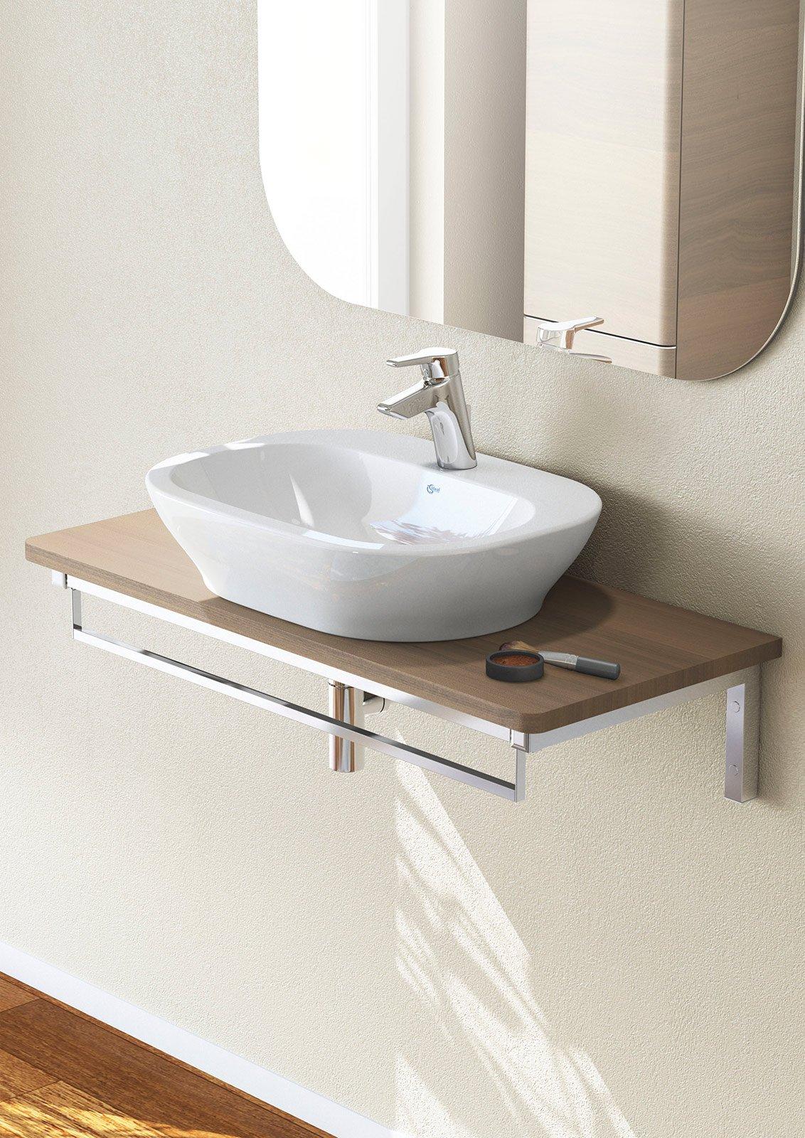 Lavabi sospesi e da appoggio cose di casa - Lavabi bagno ideal standard ...