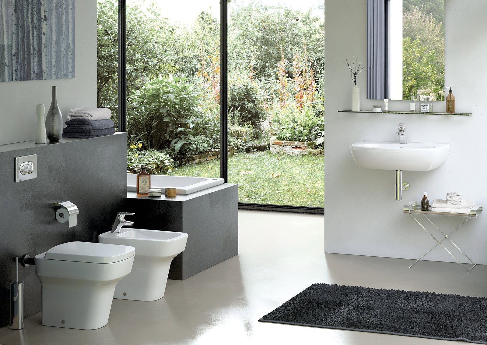 sanitari vaso e bidet low cost cose di casa. Black Bedroom Furniture Sets. Home Design Ideas