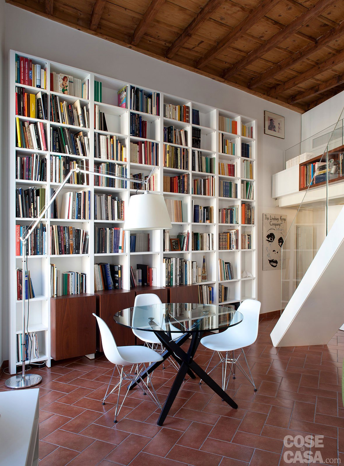 Finest librerie a ponte ikea ikea kallax libreria scaffale - Libreria con ante ikea ...