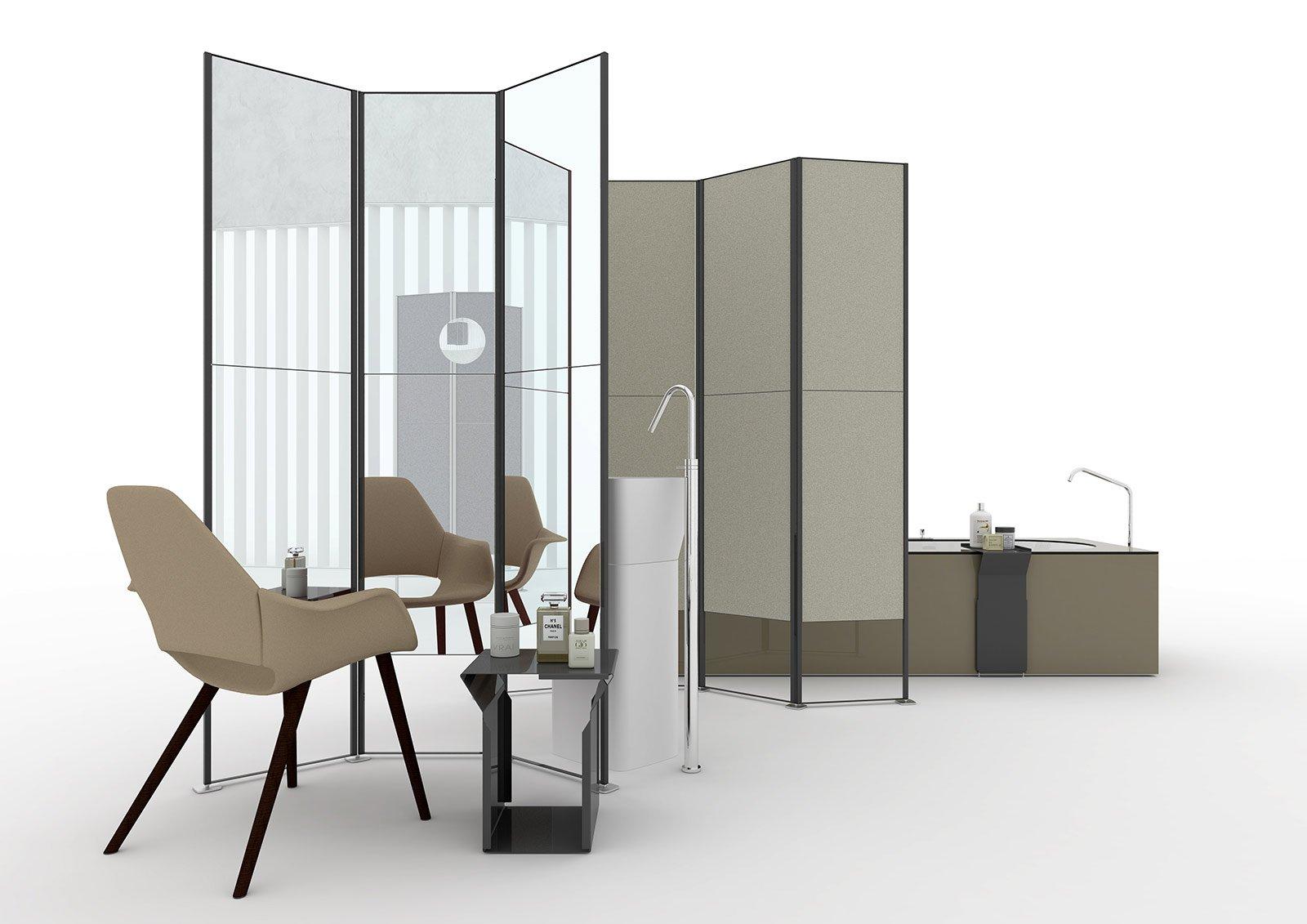Soluzioni per separare cose di casa - Ikea specchi adesivi ...