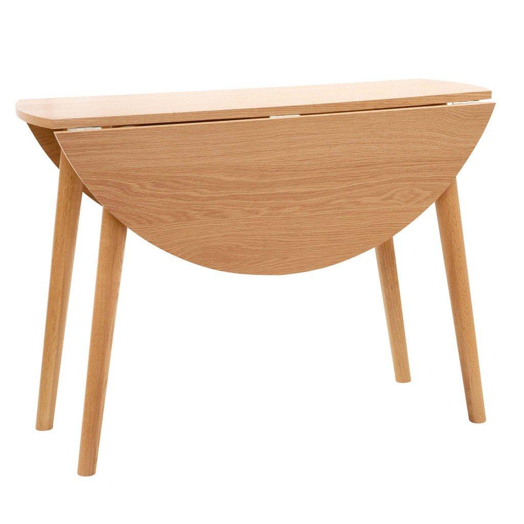 Hai Poco Spazio? Scegli La Console Cose Di Casa #4B200C 1024 1024 Ikea Tavoli E Sedie Da Bar