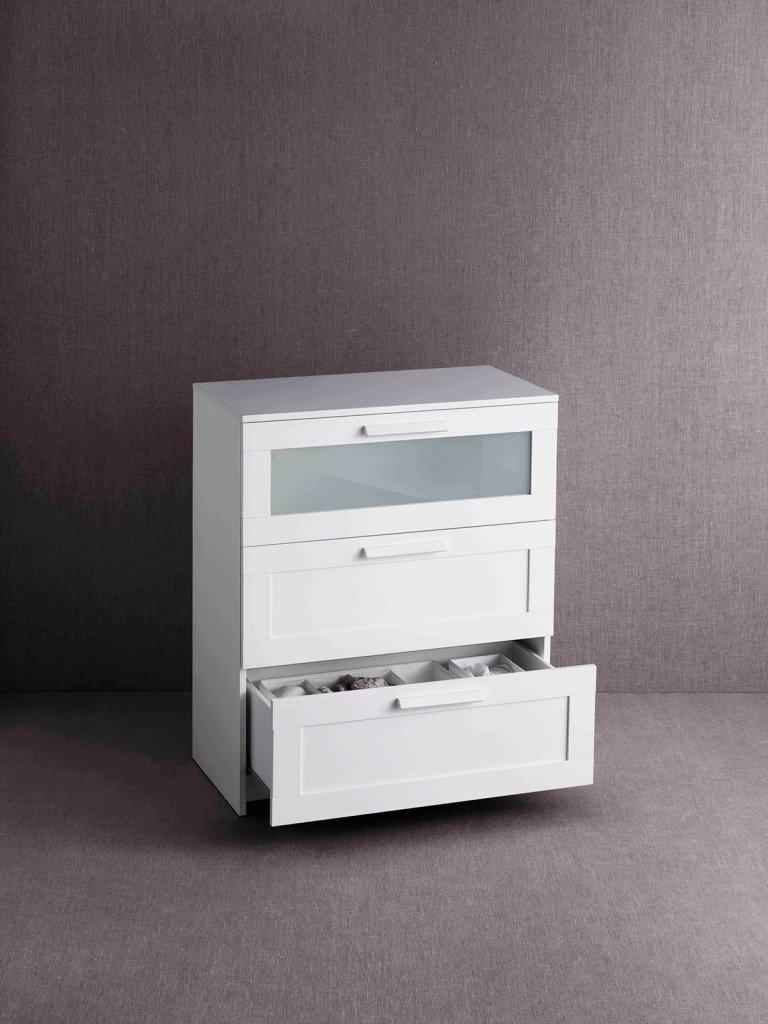 Cassettiere per tutti gli spazi cose di casa for Armadio bagno ikea