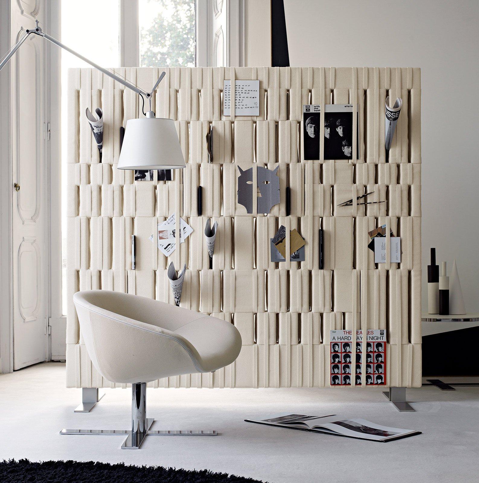 Soluzioni per separare cose di casa - Stencil da parete ikea ...