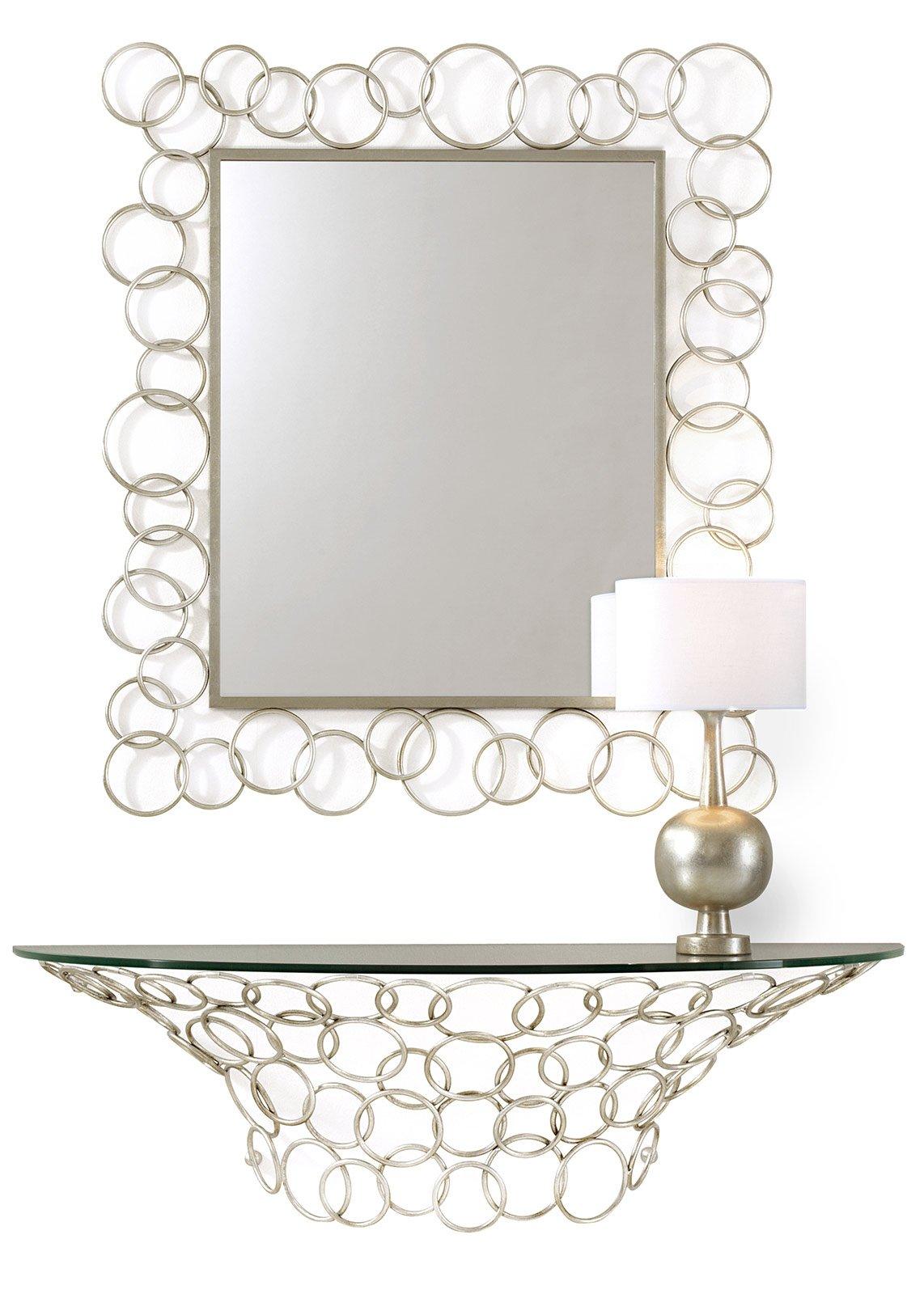 Hai poco spazio scegli la console cose di casa - Ikea specchi da parete ...