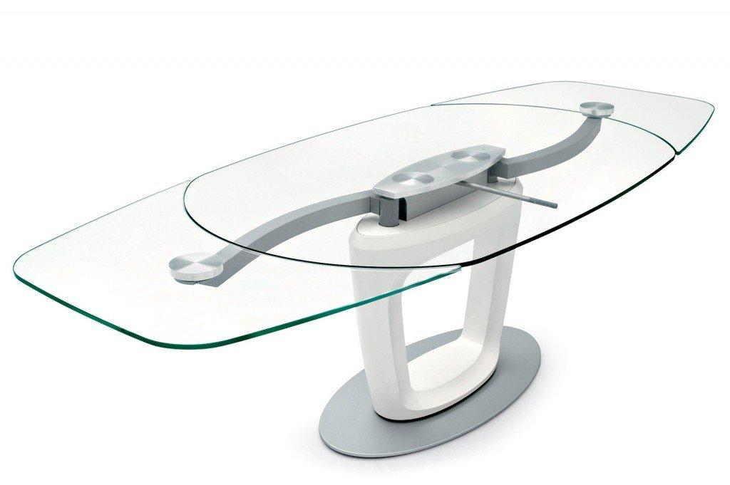 Tavoli maxi per arredare la zona pranzo cose di casa - Calligaris tavolo orbital ...