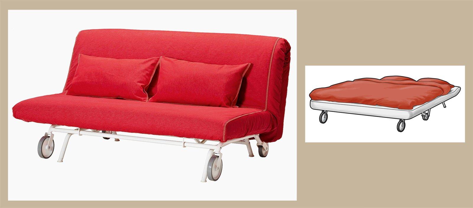 Divano o letto imbottiti trasformabili cose di casa for Prezzi per rivestire un divano