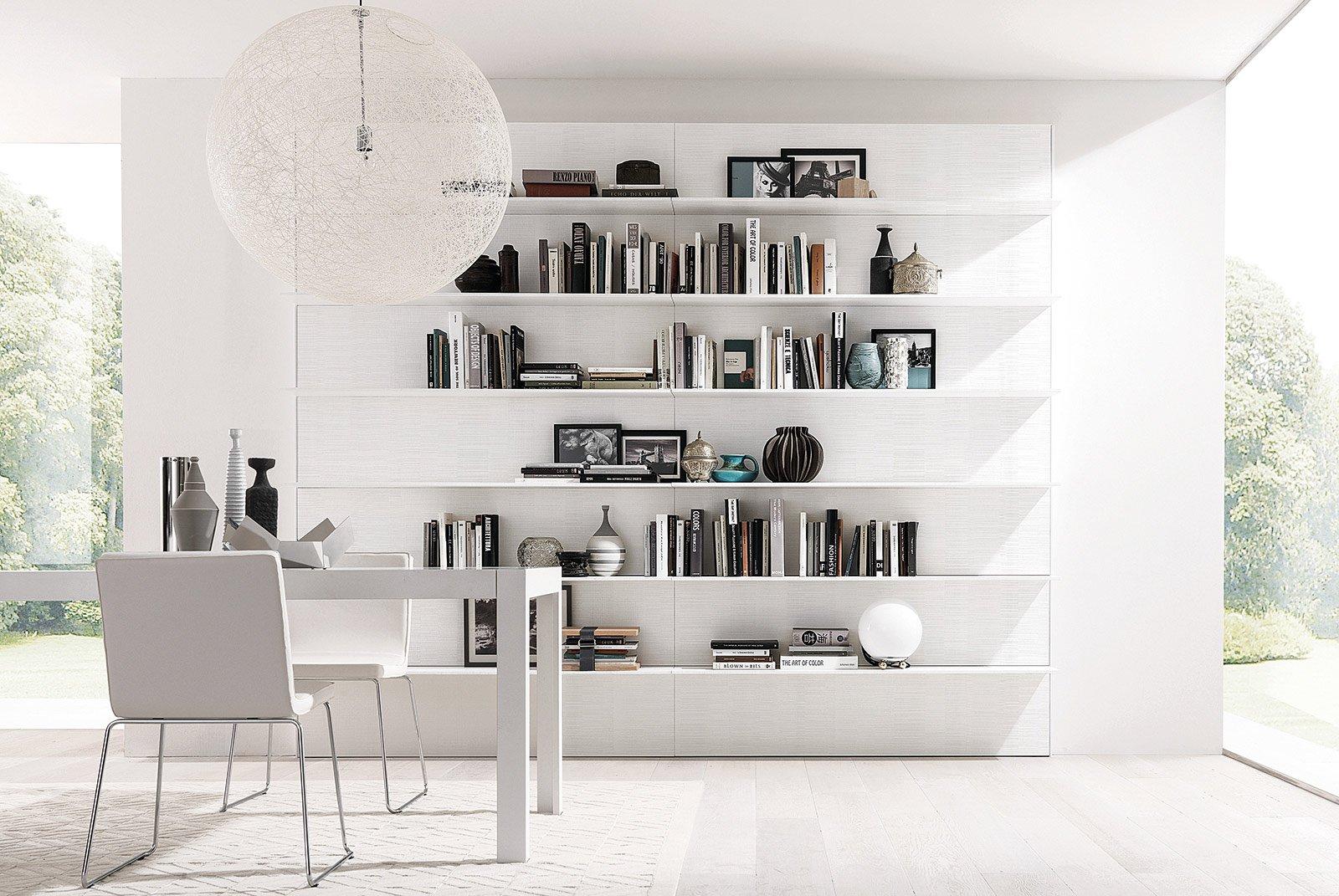 Librerie grande o piccola cose di casa for Libreria con mensole