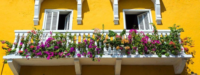 Balcone risolvere 4 problemi comuni cose di casa for Vasi da ringhiera