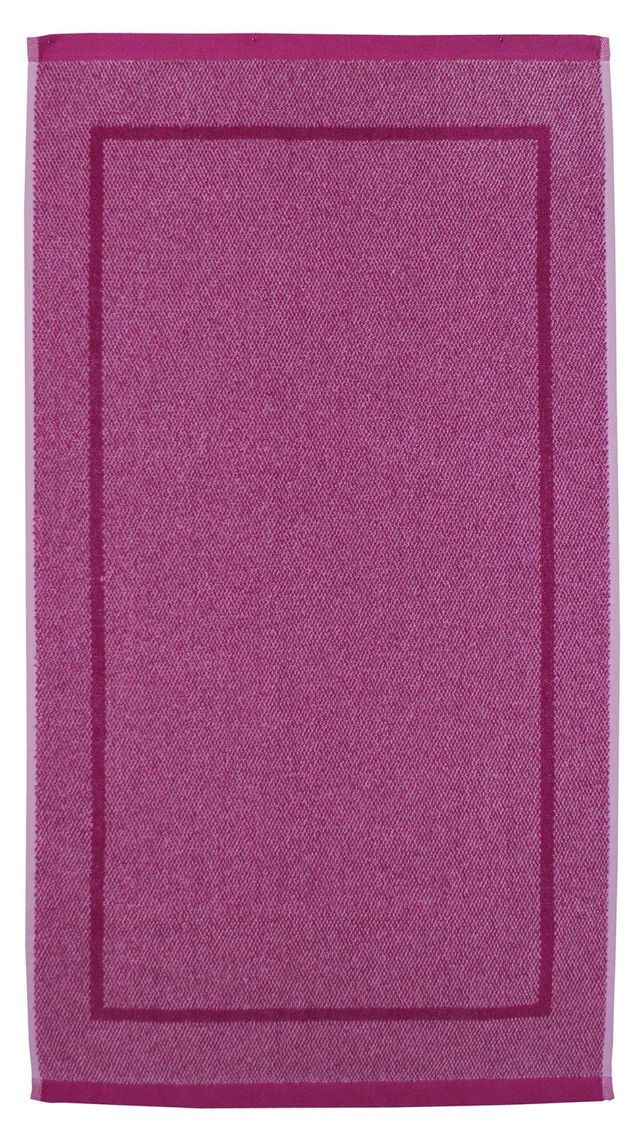 in cotone 100 da 900 grm il tappeto bagno melange della collezione