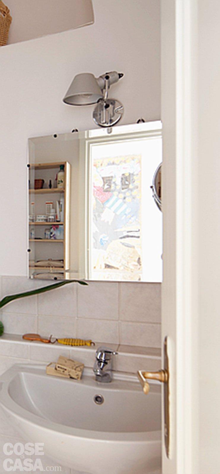 Bilocale di 40 mq una casa fai da te cose di casa - Bagno di casa ...