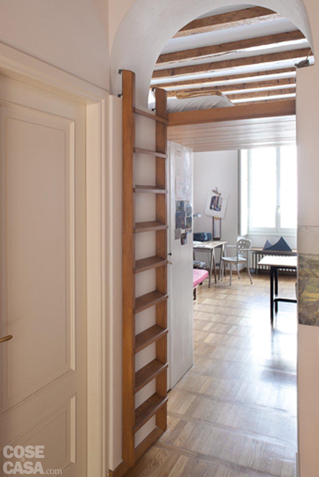 Bilocale di 40 mq una casa fai da te cose di casa for Costruire un appartamento garage