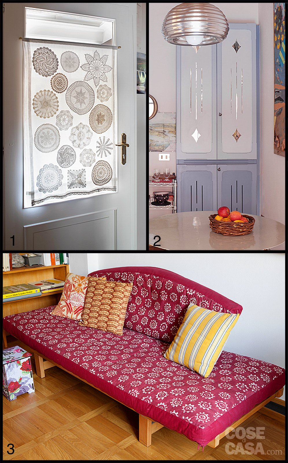 Bilocale di 40 mq una casa fai da te cose di casa for Idee arredamento soggiorno fai da te