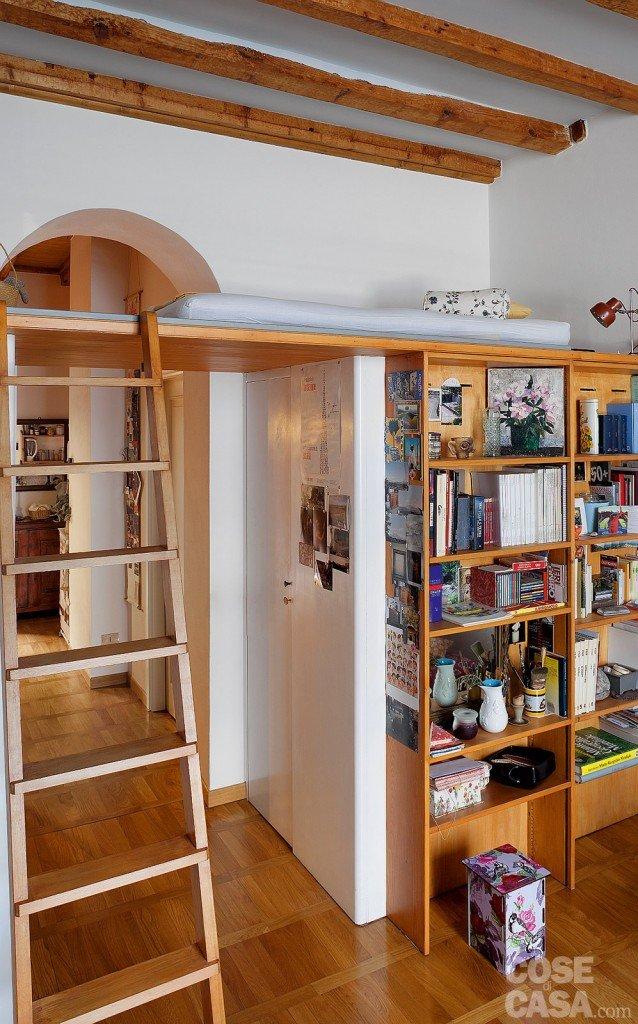 Bilocale di 40 mq una casa fai da te cose di casa - Altezza parapetti finestre normativa ...