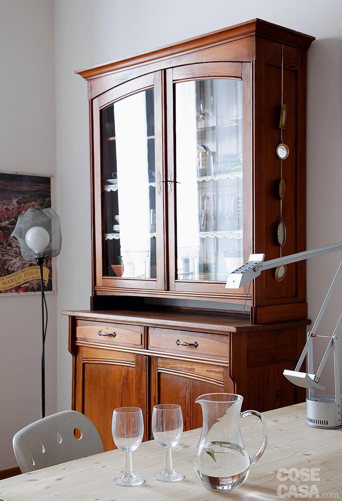 bilocale di 40 mq, una casa fai da te - cose di casa - Arredamento Piccolo Soggiorno Con Angolo Cottura 2