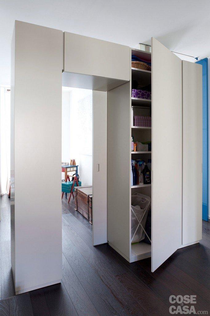 70 mq la casa migliora cos cose di casa for Porte per mansarda