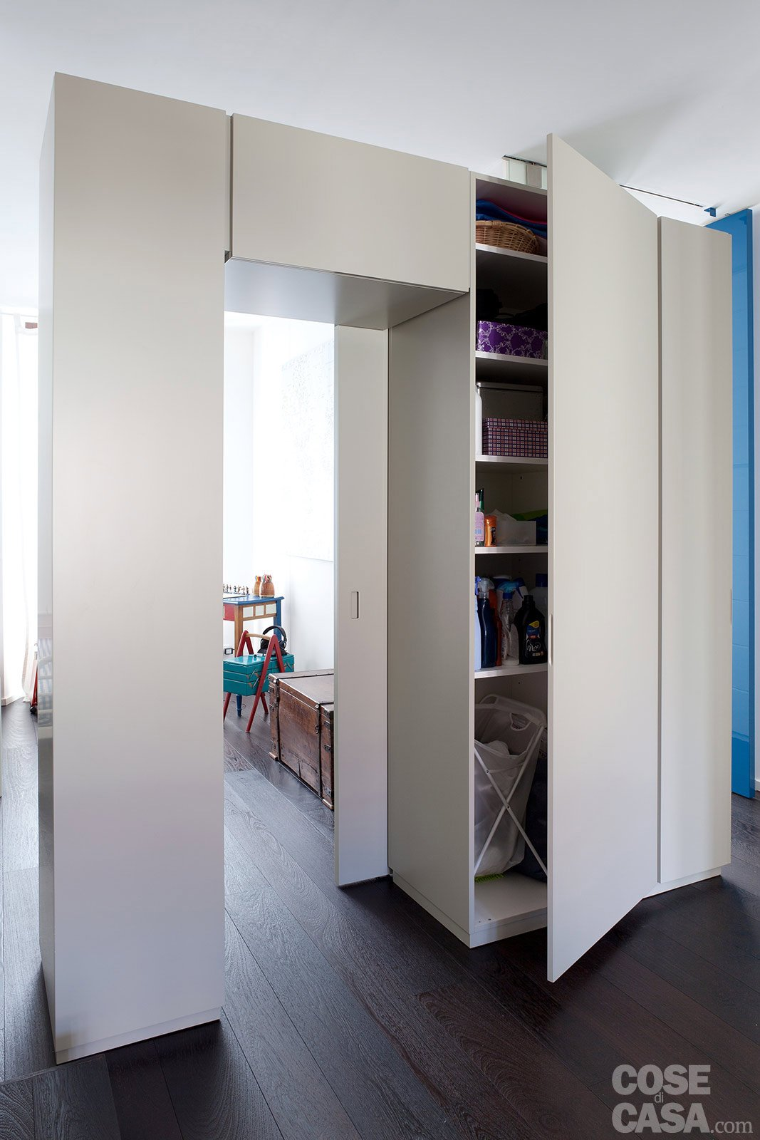 70 mq la casa migliora cos cose di casa - Divisione camera da letto ...