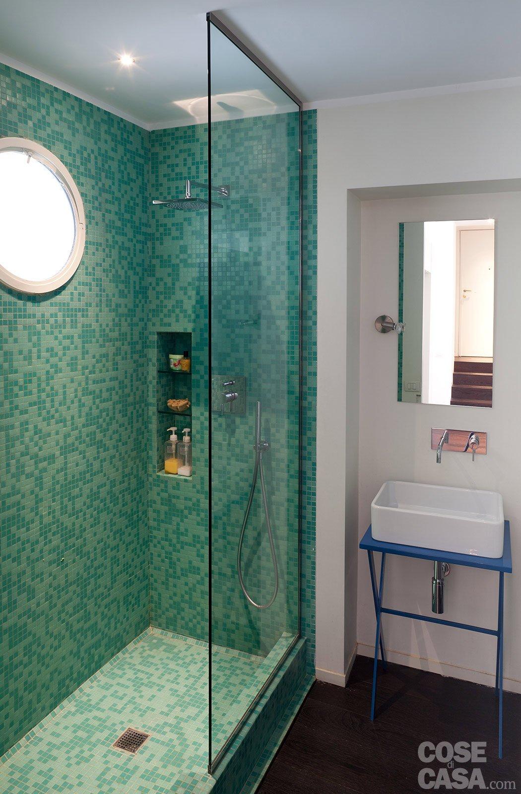 70 mq la casa migliora cos cose di casa - Nicchie in bagno ...