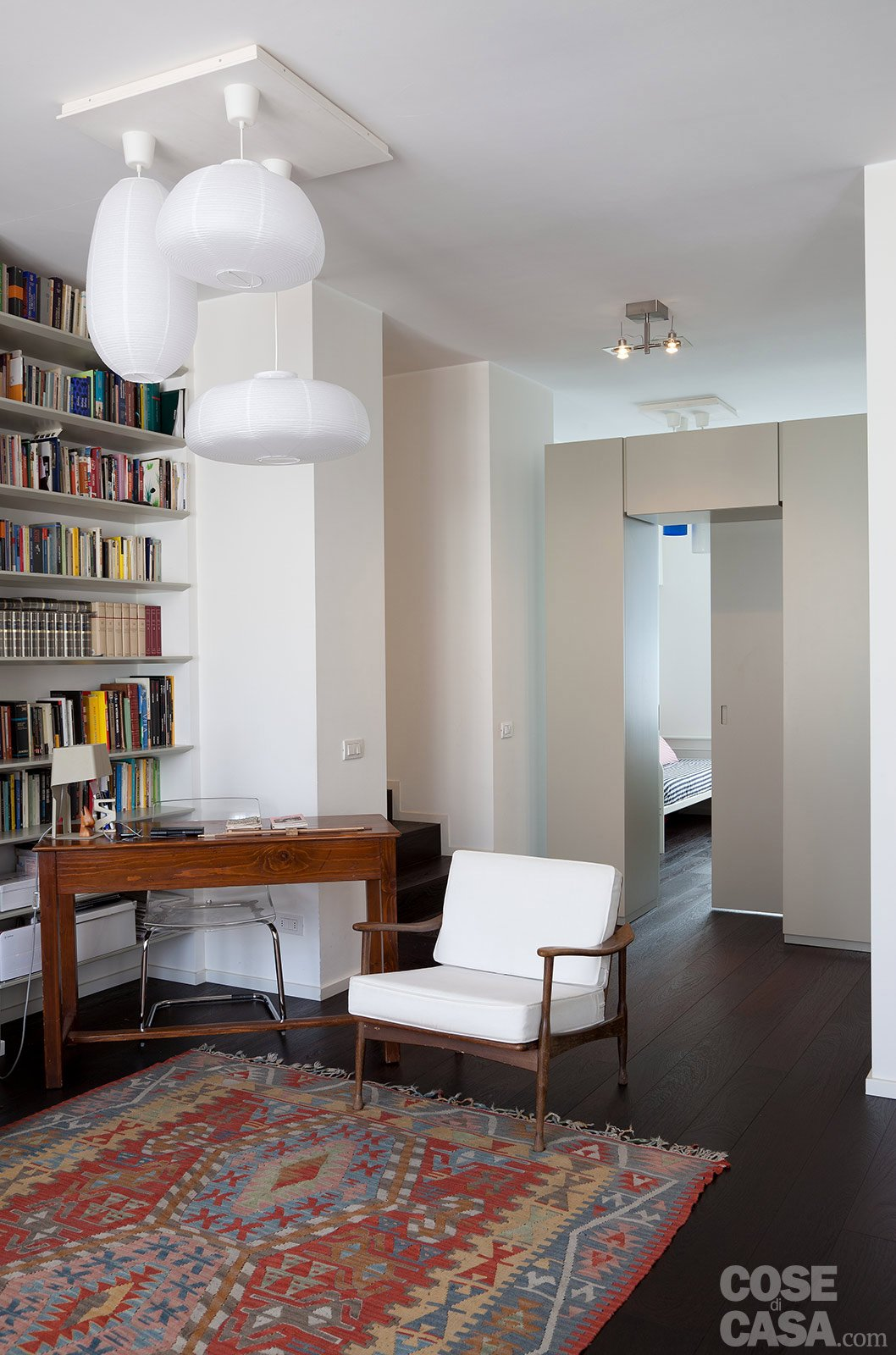 70 mq la casa migliora cos cose di casa - Arredare casa 30 mq ikea ...