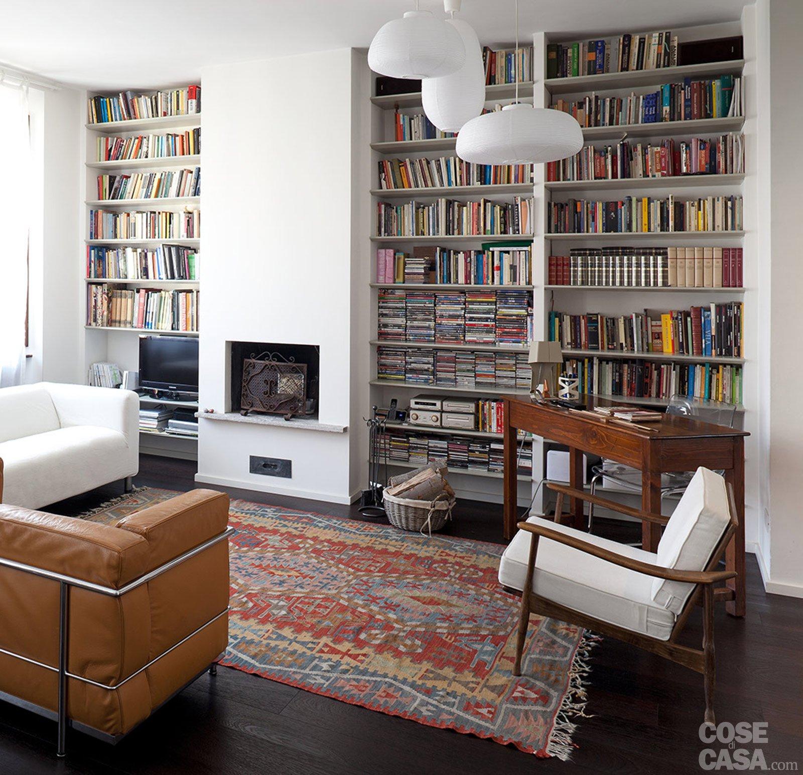 70 mq: la casa migliora così - cose di casa - Come Arredare Un Soggiorno Rettangolare