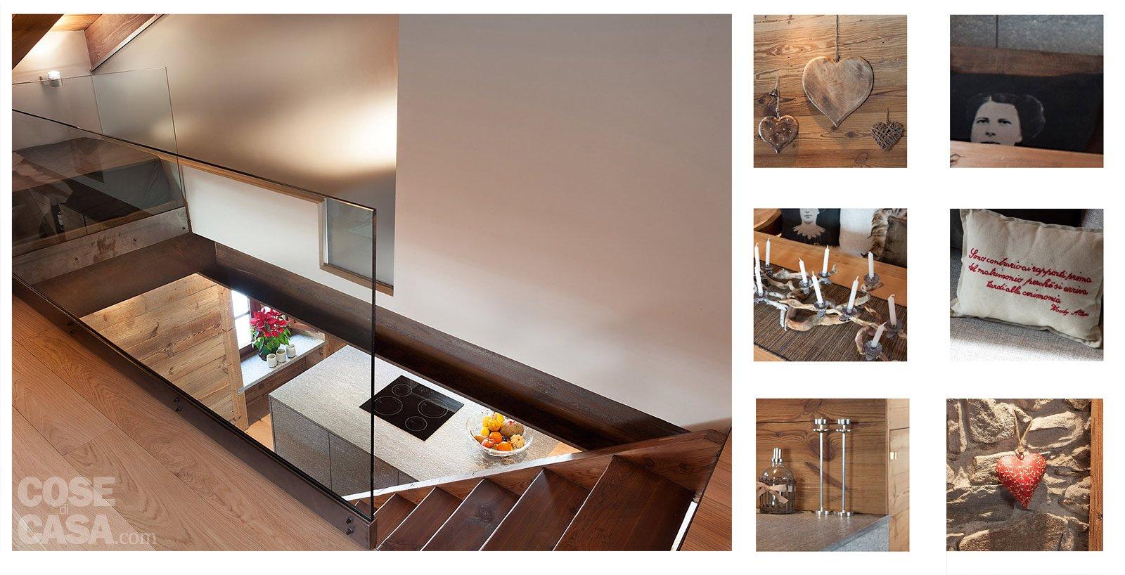 Case Moderne Ad Un Piano : Chalet moderno una casa di montagna in stile rustico