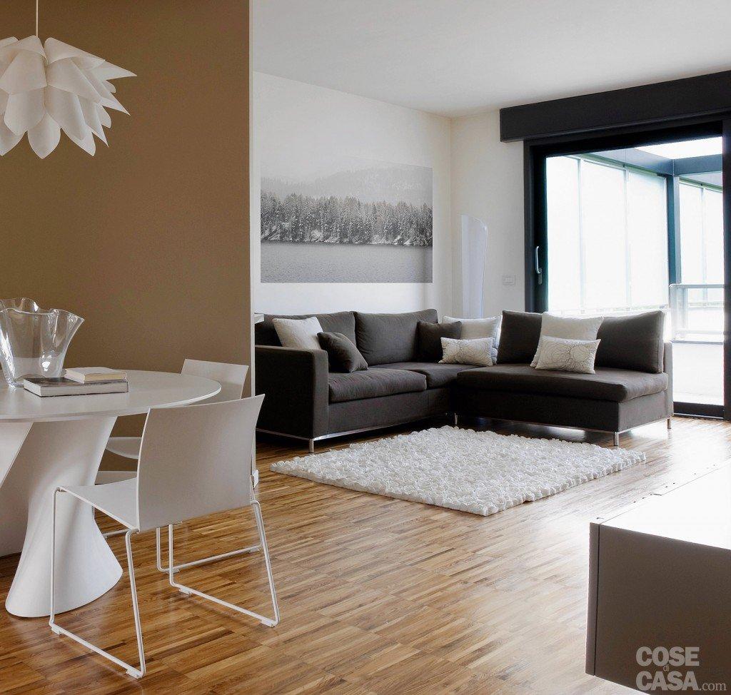 Separ㨠Cucina Soggiorno : Una casa alla ricerca della luce cose di
