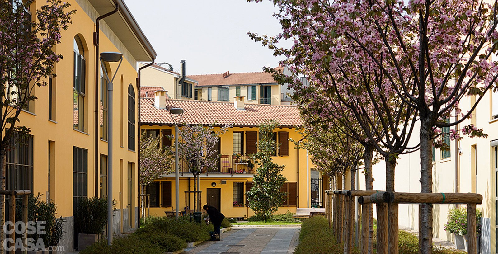 Lovely Casa Magnaghi Fiorentini Esterno Viale