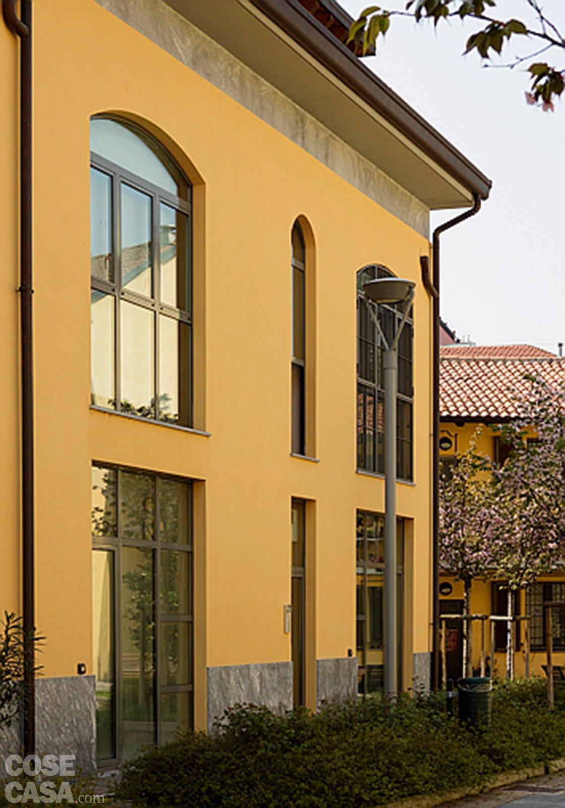 Casa Magnaghi Fiorentini Esterno