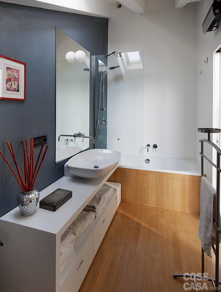 Design Nel Bagno: Design bagno stretto e lungo dove metto la ...