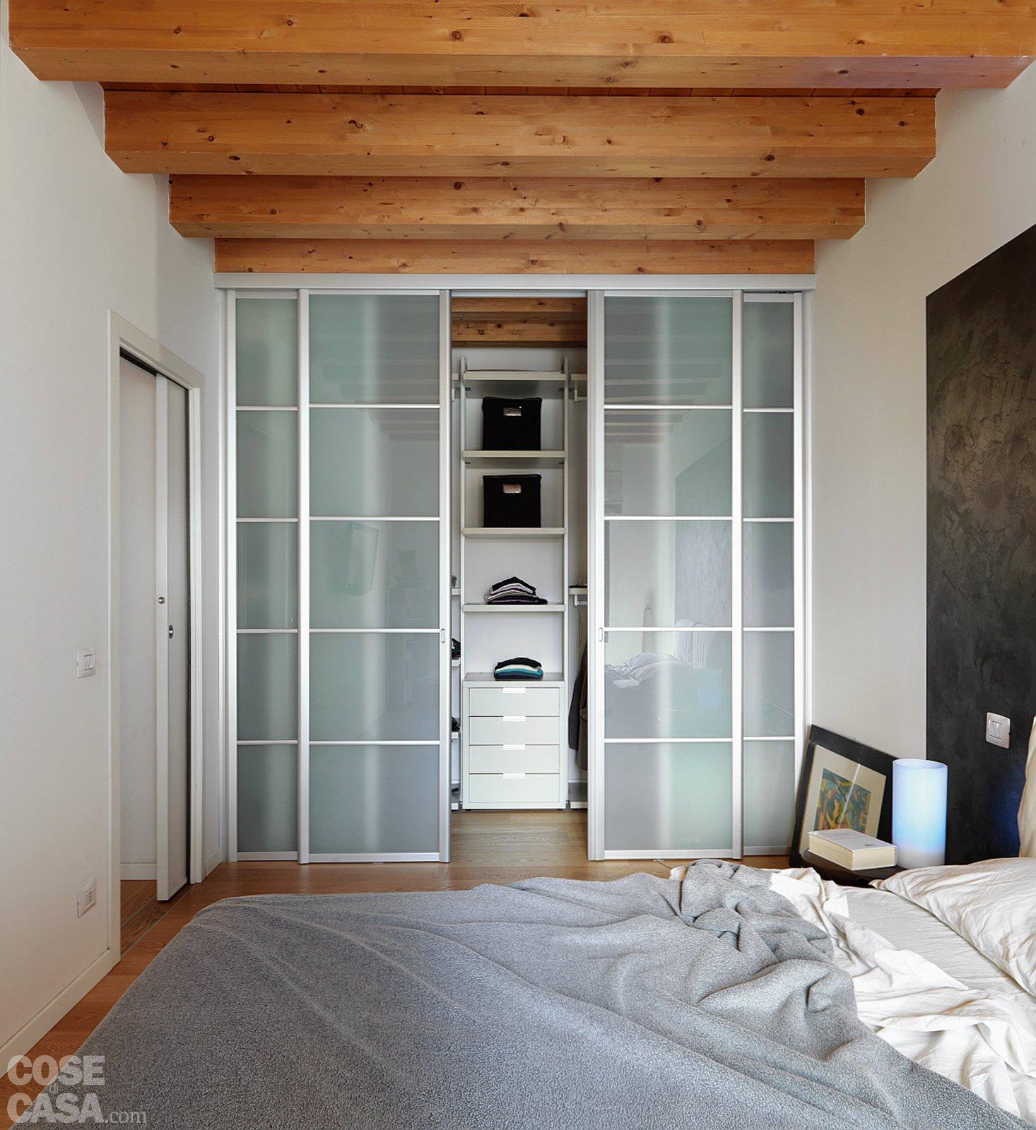 Casa con 10 trucchi 83 mq sembrano pi grandi cose di for Casa con una camera da letto