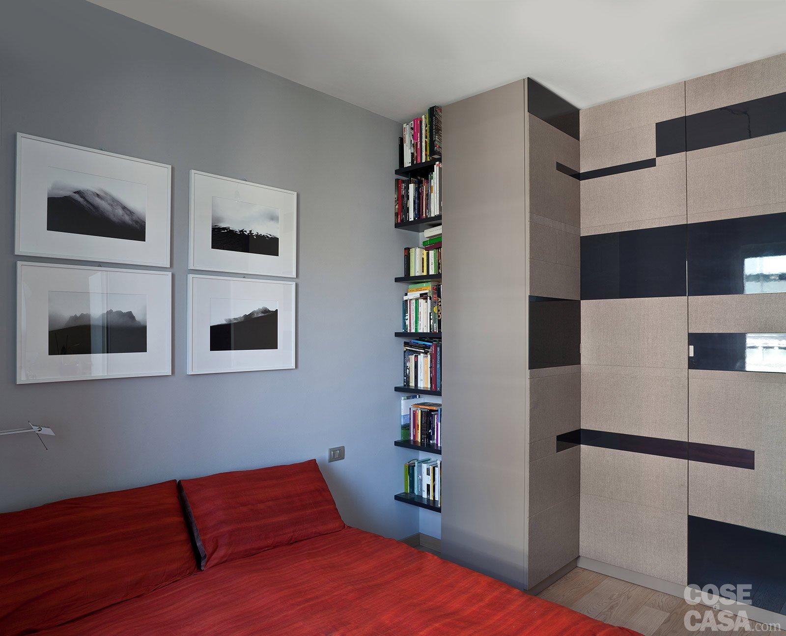 Ambienti contemporanei per una casa di taglio tradizionale for Ambienti interni moderni